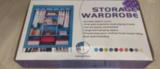 Тканевый шкаф Storage Wardrobe 175х130х45 см