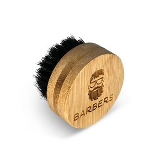 Щітка для бороди Barbers Round Beard Brush