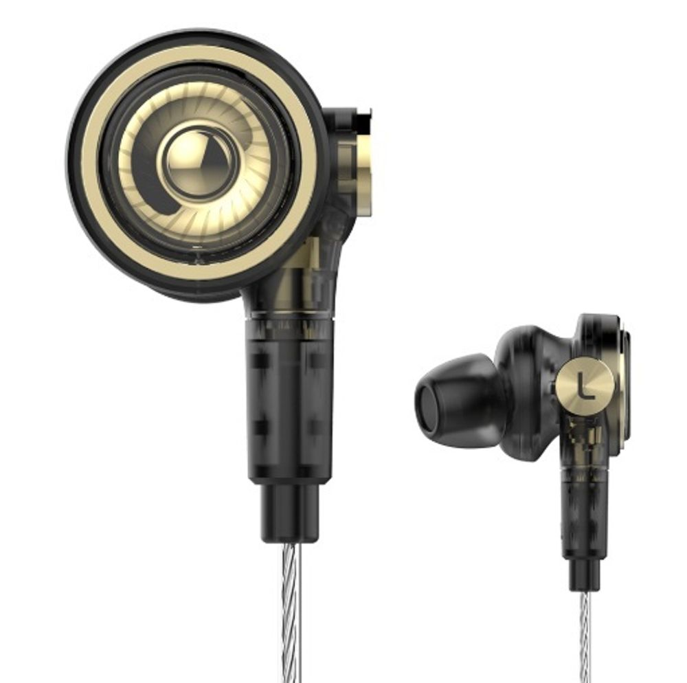 Наушники UiiSii BA-T9 Triple Drivers In-ear Earphone