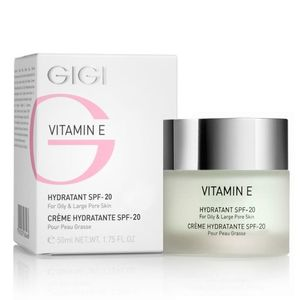 GIGI Vitamin E Hydratant SPF20 For Oily Skin