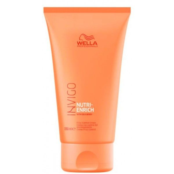 Wella Professionals Invigo Nutri-Enrich Frizz Control Cream Разглаживающий крем-флюид 150 мл
