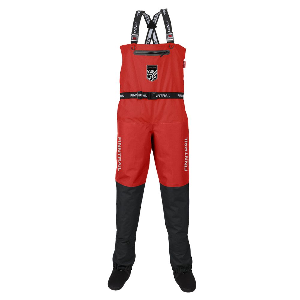 Вейдерсы Finntrail ALEX (women & kids) Red