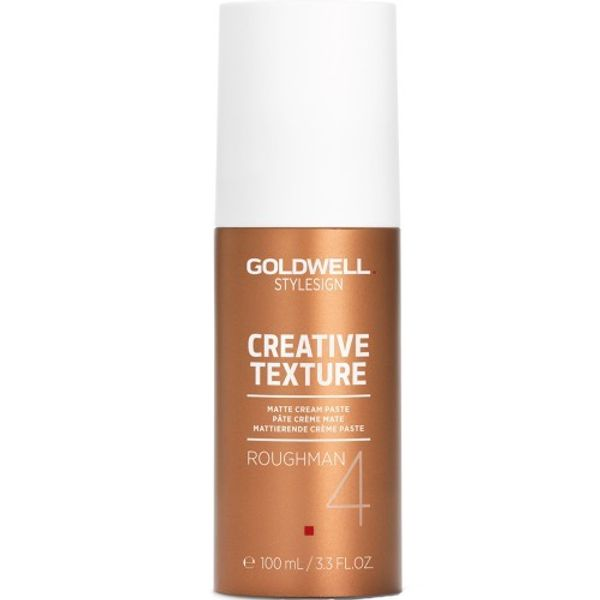 Goldwell Stylesign Creative Texture Roughman Матовая крем-паста 100 лм