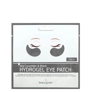 BeauuGreen Sea Cucumber Black Hydrogel Eye Patch