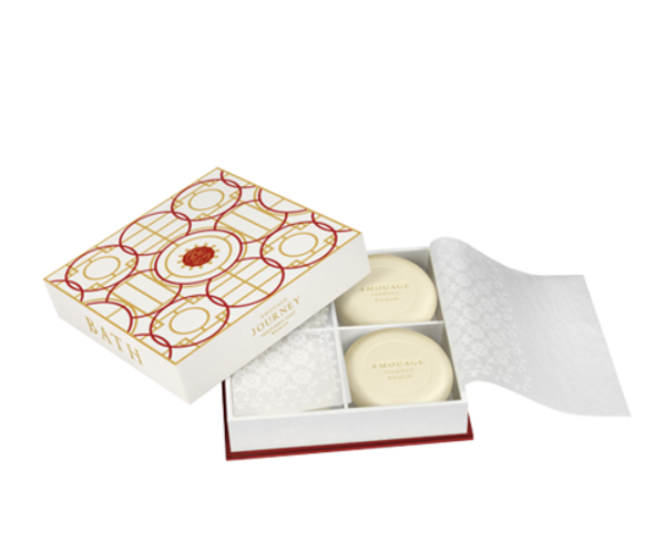 Amouage Journey woman Soap 4x50гр