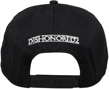 "Бейсболка Dishonored ""Mark Of The Outsider"" (Snapback)"