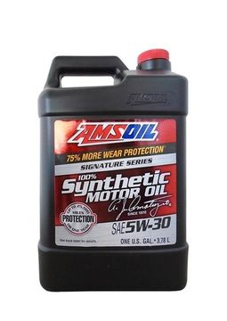 AMSOIL Signature Series 5W-30 Synthetic Motor Oil (3,785 л)