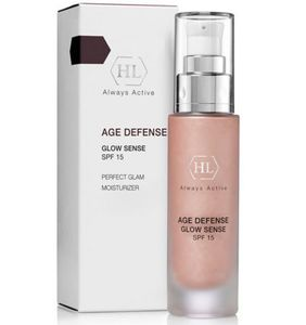 Holy Land Age Defense Glow Sense SPF15