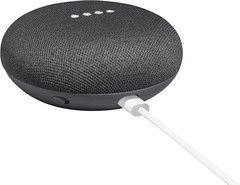 Умная колонка Google Home Mini (Charcoal / Чёрная)
