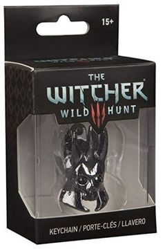 Брелок The Witcher 3 Eredin 3D Keychain-N/A-N/A