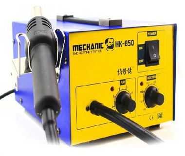 MECHANIC SMD Hot Air Rework Station HK-850