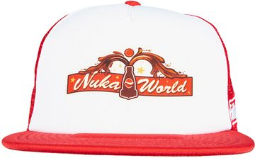 "Бейсболка Fallout ""Nuka World"" (Trucker Cap)"