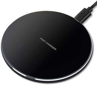 Wireless Charger 10W Max Ultra-Slim with Ventilation Hole MOQ:100