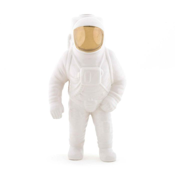 Ваза Seletti Starman white