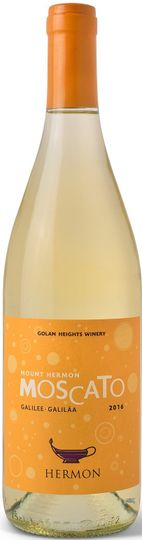 Golan Heights Winery Hermon Mount Hermon Moscato