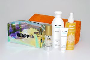 Klapp Наборы SUMMER BEAUTY KIT PERFECT (30+)