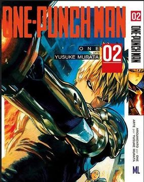 Манга One Punch-Man  Ванпанчмен  Том 2