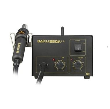 BAKU Rework Station BK-850A++ Single hot air gun. Constant Temperature