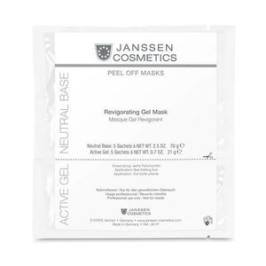 Janssen Revigoration Gel Mask