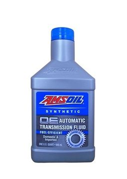 AMSOIL OE Fuel-Efficient Synthetic Automatic Transmission Fluid  (0,946 л)