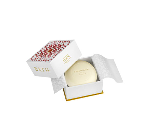 Amouage Lyric woman soap 150гр