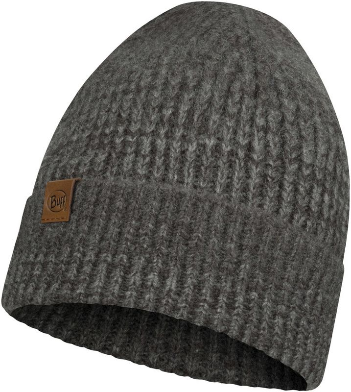 Вязаная шапка Buff Hat Knitted  Marin Graphite Фото 1